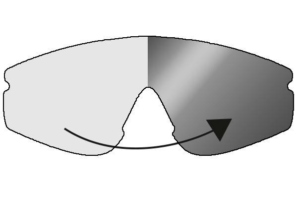 spare lens Novena, photochr. grey-smoke 1-3