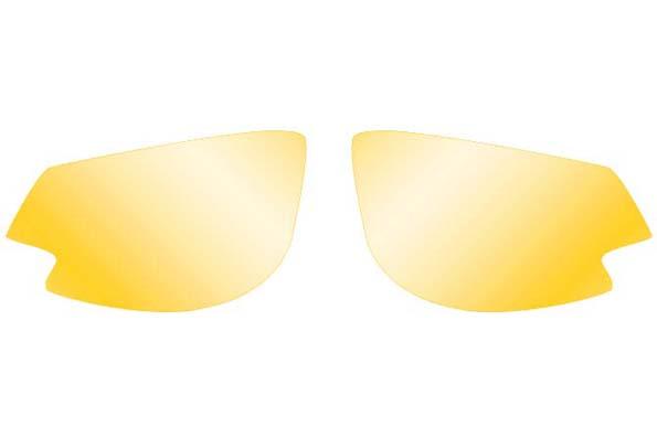 spare lenses Dawn, orange