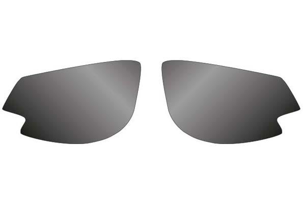 spare lenses Secret, smoke polarized FM