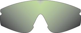 spare lens Solena, green green Revo