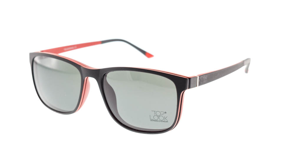 TOP LOOK Mod 53100 col 3 black red