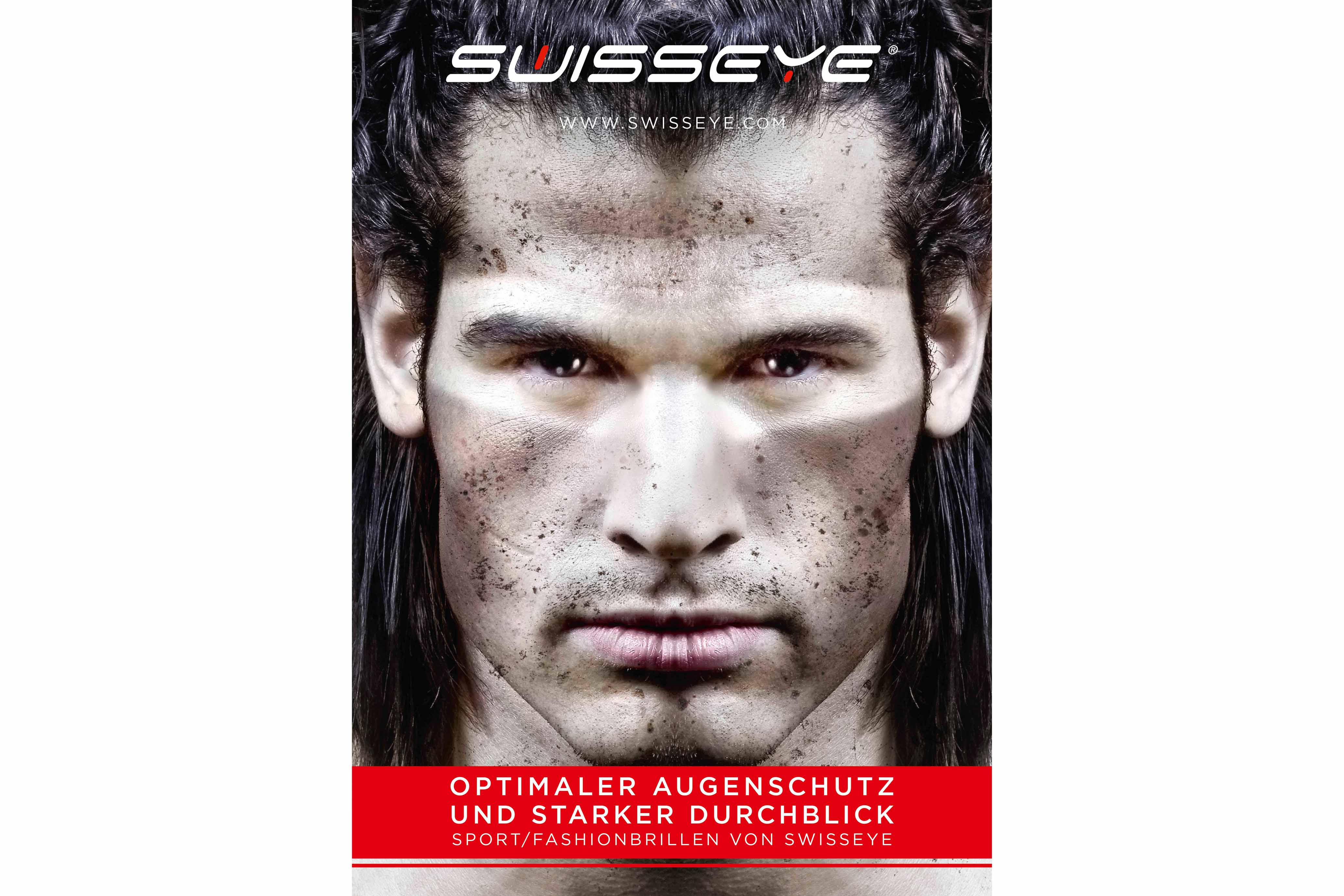 Poster Swiss Eye Protection, DIN A1